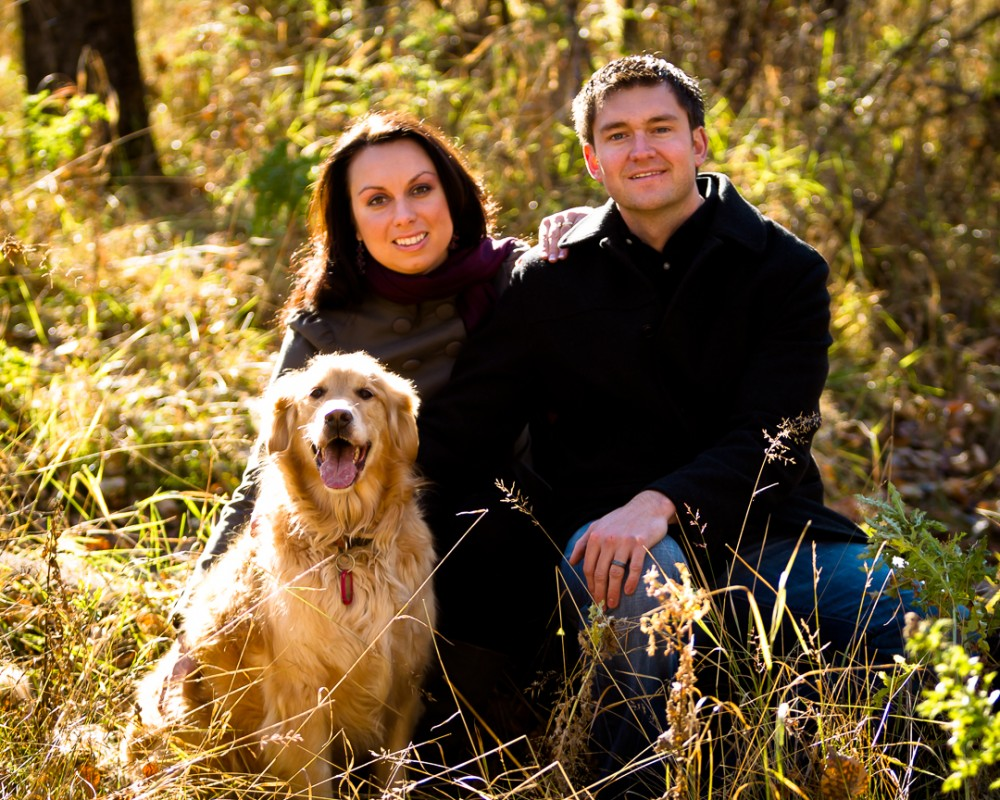 Family Portrait Session with Jeff and Michelle Berg