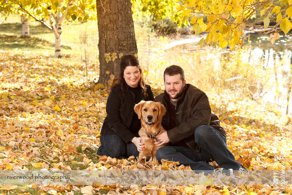 Fall Family & Dog Portraits