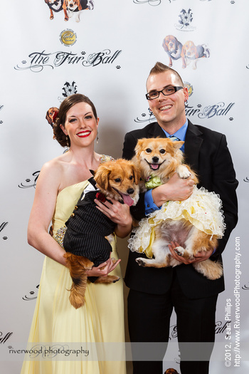 The Fur Ball 2012 in Support of Oops a Dazy Rescue
